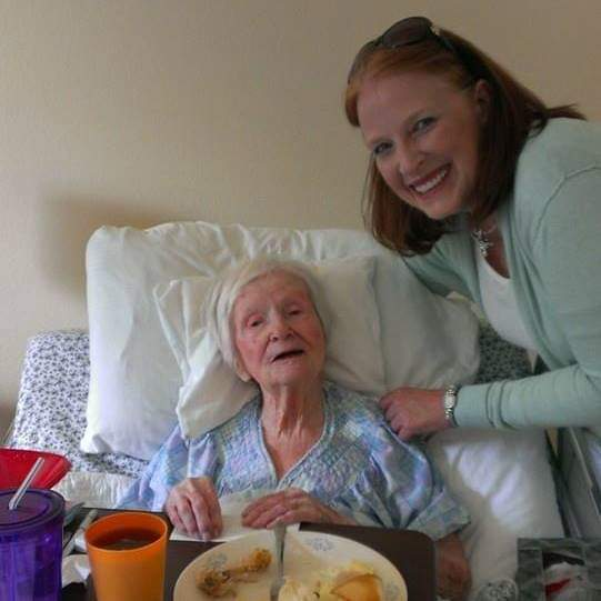 An image of Sher Carter, Foot Nurse